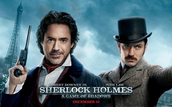 Sherlock Holmes Hra stínů CZ DABING HD 1080p